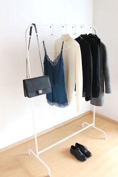 капсульный гардероб минимализм