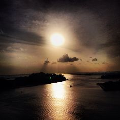 Sunset on Sentosa, Singapore
