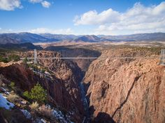 Top 10 Things to do in Colorado: Royal Gorge Bridge The Places Youll Go, Places To See, Royal Gorge, All I Ever Wanted, Future Travel, Adventure Is Out There, Vacation Spots, Travel Usa, The Great Outdoors