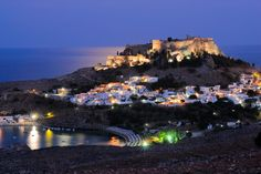 GREECE CHANNEL | Lindos - Rhodes - Greece!!!