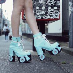 Imagen de cool, heels, and high heels