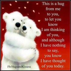 This Is A Hug From Me To You