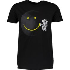 """""""Threadless"""" Black & Yellow Smile T Shirt - That should be mine!"""