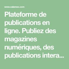 Plateforme de publications en ligne. Publiez des magazines numériques, des publications interactives et des documents en ligne. Convertissez vos PDF en HTML5. Title: chaussons hollandais pour bébé, Author: Cath Patch, Length: 2 pages, Published: 2012-07-20
