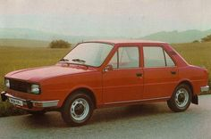Skoda 105 L - 1981 Seat Cupra, Vw Group, Old Models, Sport Cars, Old Cars, Cars And Motorcycles, Automobile, Garage, Historia