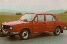 Skoda 105 L - 1981