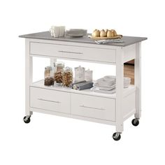 Incroyable Their Kitchen Island Covers Your Need For Storage And More. This  Multifunctional Kitchen Cabinet Is