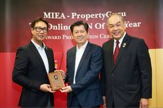 Testimonial from our satisfied customer who purchased property in Penang. MIEA-PropertyGuru Top Online REN 2016 (Northern Regional Winner) award ceremony. Desmond Cheang  #penangproperty  #malaysiaproperty