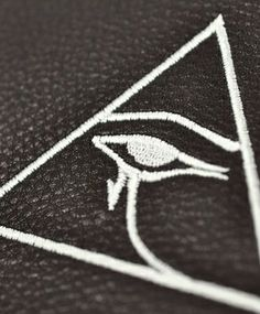 Eye of Horus Pouch