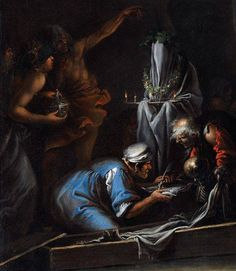 Salvator Rosa (1615 – 1673)