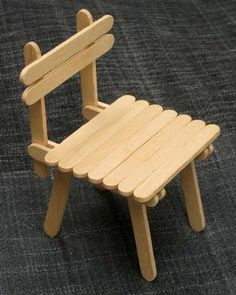 The AG Minis of SNICKERDOODLE STREET: HTM Mini Furniture