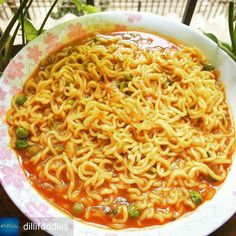 Follow @dillifoodies -  There is no sincere love than love for maggi. Every age group loves it.  A hot maggi any time of the day or night even. . What are your maggi stories? . Follow @dillifoodies to make your feed tastier. Use #dillifoodies or tag us  in your post to get featured here . . Pic by : @delectable_reveries . #maggi #foodporn #food #f52grams #recipe #vegetarian #vegetables #comfortfood  #instafood #homecooked #homemadefood #brunch #instalove #foodblogger #feedfeed  #newyear…