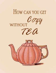 Tea=cozy