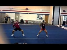 Simple dance inspiration you can call me coach cheerleading, Uca Cheer, Cheer Tryouts, Cheer Camp, Cheer Coaches, Cheer Dance Routines, Cheer Moves, Youth Cheerleading, Gymnastics, Cheerleading Videos