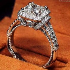 Wow .... I want this ring for my #wedding. For more visit: