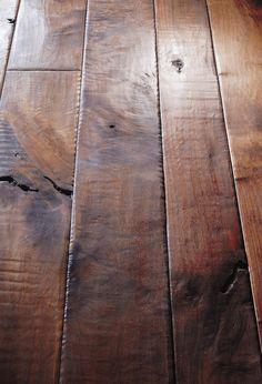 Wood Plank Flooring