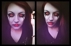 Dota 2 Queen Of Pain Makeup by KariInlove