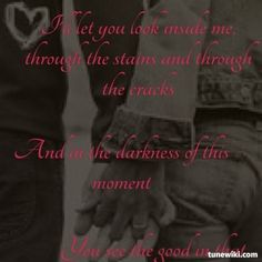 "-- #LyricArt for ""Glass"" by Thompson Square"