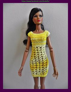 "Clothes for Fashion Royalty / FR2 / Barbie /  Poppy Parker /  12 "" dolls"