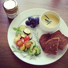 Breakfast~
