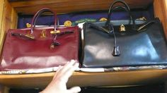 Vintage collection #Hermes in calf box the best quality !