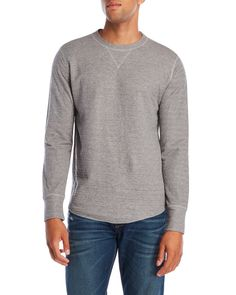 Todd Snyder Heathered Knit Sweater