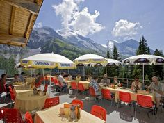 Sunnbüel near Kandersteg.  Had lunch there with my family.........just gorgeous!