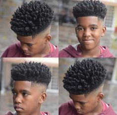 Look at those twists! black men haircuts in 2019 cortes de c Black Boy Hairstyles, Dreadlock Hairstyles For Men, Black Men Haircuts, Hairstyles Haircuts, Weave Hairstyles, Hair And Beard Styles, Curly Hair Styles, Natural Hair Styles, Hair Sponge