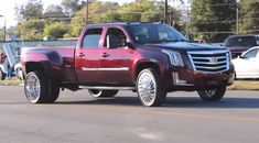 7 Image 2020 Cadillac Dually Truck I hopped into the 2020 Ram 3500 HD as the apple was cutting to a halt: A accompaniment of civic emergency was hours abroad from actuality declared. Dodge Dually, Dually Trucks, Lifted Trucks, New Trucks, Custom Trucks, Custom Cars, Diesel Pickup Trucks, Cadillac Escalade, Escalade Ext
