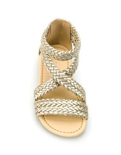 $20 WOVEN THONG SANDAL - Shoes - Baby girl (3-36 months) - Kids - ZARA United States