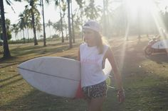 outfit / surfing