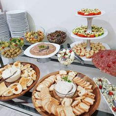Cooking For A Crowd, Queso, Catering, Brunch, Table Settings, Appetizers, Party, Ideas, Food