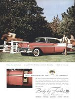 Chevrolet Bel Air 1956 Ad Picture