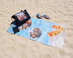 Leggi qui i nostri consigli per essere glamour anche in spiaggia in questa estate 2015 --> http://www.fotoregali.com/blog/estate-2015-il-telo-mare-piu-glamour-e-personalizzato/