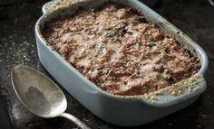 Snelle courgette lasagne met tonijn