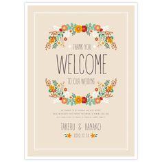 ウェルカムボードの無料テンプレート ナチュラル素材 Web Banner Design, Web Design, Wedding Cards, Diy Wedding, Welcome Boards, Welcome To Our Wedding, Chalk Art, Flower Frame, Signage