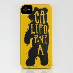California by Landon Sheely (iphone case via society6)