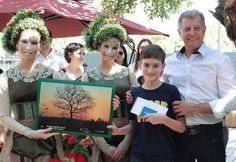 21/09/2015 - Clinger Gagliardi - Premiação do concurso de fotografias, do dia da árvore, no Shopping Iguatemi São José do Rio Preto, promovido pela Secretaria Municipal do Meio Ambiente e Urbanismo e a Secretaria Municipal da Educação