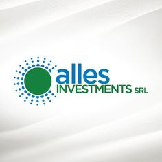 Logo Alles Investments srl - www. Logo Gallery, Investing, Home Decor, Decoration Home, Room Decor, Home Interior Design, Home Decoration, Interior Design