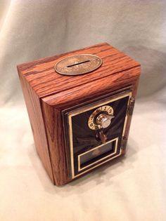 Antique Vintage Post Office Door Mail Box Postal Bank 1906 Keyless Lock Co