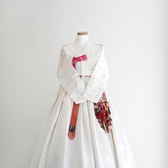 #한복 #바느질풍경 #김복희 #sewinglandscape #dress #hanbok