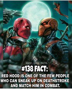 RED HOOD or DEATHSTROKE  #dc #dccomics #dceu #dcu #dcrebirth #dcnation #dcextendeduniverse #batman #superman #manofsteel #thedarkknight #wonderwoman #justiceleague #cyborg #aquaman #martianmanhunter #greenlantern #theflash #greenarrow #suicidesquad #thejoker #harleyquinn #comics #injusticegodsamongusP
