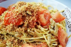 J'ai Toujours Aimé le Jaune Moutarde: Spaghettis façon Gordon Ramsay