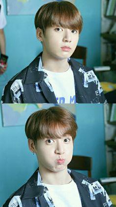♡ K O O K I E ♡ AWWW THIS CUTENESS❤❤❤ BTS Season's Greetings 2018 #BTS #JEONGGUK #OPPA