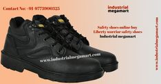 Buy online liberty warrior safety shoes by ecommerce industrial megamart organization. With its durable, light weight and comfortable safety shoes. By online industrial megamart company you can get different color optional black,brown, gray and tan colors. you can shortist your preferences on the basis of varied style,design, brand, tape, sole, size and give protection to the feet. Choose server kinds of high quality branded shoes with the most reliable, safe for man and women.