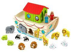 Noahs Ark Shape Sorter