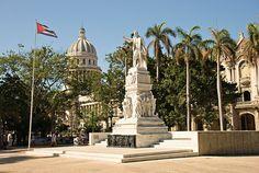 José Martí Memorial, Parque Central   by Viajante