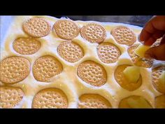 pay de limon con galletas