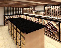 Wine Storage, Architecture, Room, Inspiration, Riddling Rack, Luxury, Elegant, Wine Cellar, Arquitetura