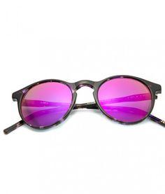 6b3fd2a003 MIKI GLOSSY VIOLET TORTOISE – PINK MIRROR